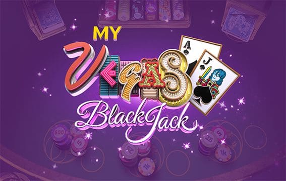 Image of myVEGAS Blackjack cover.